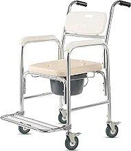 LXBH Chaise Pratique Mobile Adulte Chaise De