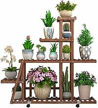 LXDZXY Stands de Plantes, Étagère de Fleurs de