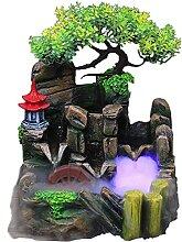 LXHJZ Fontaines et Cascades Table Zen