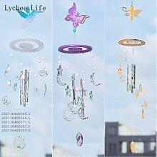 Lychee – carillons éoliens, lune, étoile,