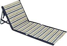 LYEAA Chaise longue pliante imperméable en