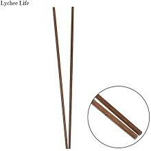 Lyhee Life – baguettes en bois de 42cm de Long,