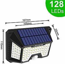 Lyjun 308/128/268 LED lumières solaires Capteur