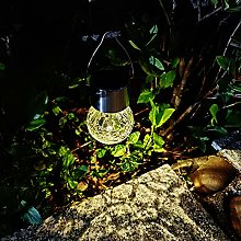 lynn Lampes solaires d'extérieur colorées