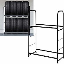 LZQ Shelves Storage Tire Rack construction en