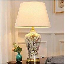 LZQBD Lampe de Bureau, Lampe de Table Lampe de