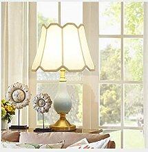 LZQBD Lampe de Bureau, Lampe de Table Simple Lampe