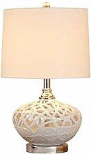 LZQBD Lampes de Table, Lampe de Bureau Lampe de