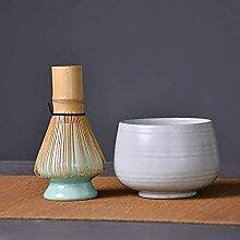 LZXH Bol Matcha Bol À Thé Japonais en Céramique