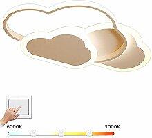 M-GLT Cloud Forme Plafonnier encastré, Dimmable