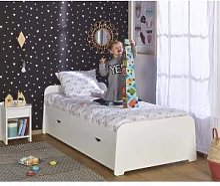 Ma Chambre d'Enfant Lit enfant Eden  Blanc