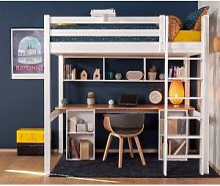 Ma Chambre d'Enfant Lit mezzanine enfant 2