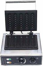 Machine à gaufres Hot Dog 5 220 V - Machine à