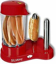 Machine à hot dog Cuisine les saucisses et grille