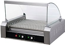 Machine à hot dog professionnelle - 11 rouleaux
