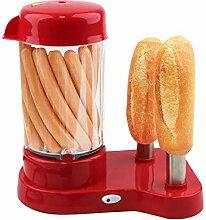 Machine à hot dog tendance - Rapide et efficace