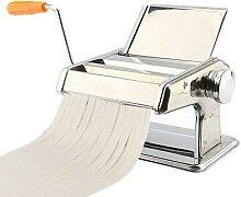 Machine à pâtes en acier inoxydable 3 en 1, fait