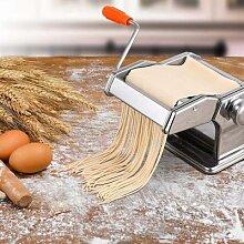Machine à pâtes en acier inoxydable, lasagnes,