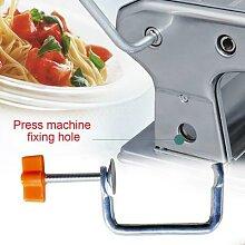 Machine à pâtes fixation poignée support de