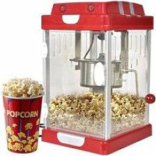 Machine à pop corn professionnelle 2,5 Onces-LAT