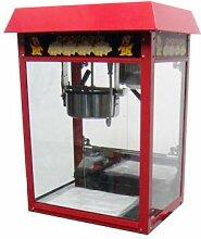 Machine à Pop-Corn Rouge - Combisteel
