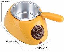 Machine de fusion de chocolat, marmite de fusion