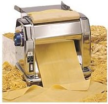 Machine professionnelle à pâtes électronique.
