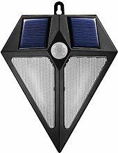 Maclean MCE168 LED Lampe Solaire détecteur de