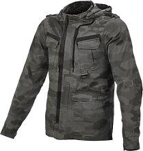 Macna Combat Camo, veste en textile - Gris
