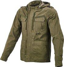 Macna Combat, veste textile - Vert - XS