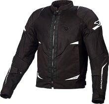 Macna Hurracage, veste textile - Noir - XL