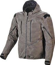 Macna Proxim, veste textile - Gris - 3XL