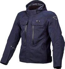 Macna Quga, veste textile - Bleu - 3XL