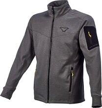 Macna Ridge, veste textile - Gris/Noir - S