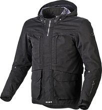 Macna Rival, veste textile - Noir - 3XL