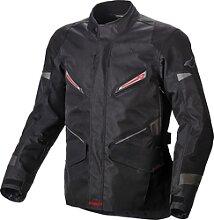 Macna Sonar, veste textile - Noir - XXL