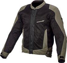 Macna Velocity, veste textile - Noir - L