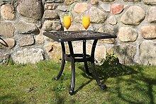Made for us® Table de jardin en fonte