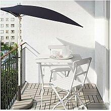MÄLARÖ Table d'extérieur, pliable, blanc