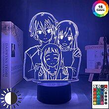Magasin de cadeaux iLight Anime lumière LED