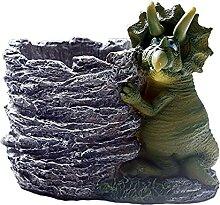 MagiDeal Pot de Fleur Planteur d'animaux