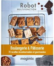 Magimix Livre MAGIMIX Boulangerie patisserie Coo