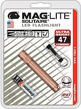 MagLite Lampe torche Rose Or