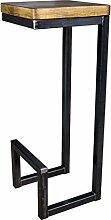 Magnetic Mobel Tabouret de Bar en Métal 78 cm
