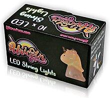 Magnifique guirlande lumineuse Licorne 10 LED