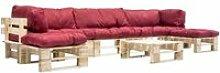 Magnifique mobilier de jardin selection guatemala