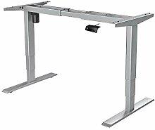 MAIDeSITe Bureau Debout À Hauteur RÉGlable Table