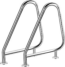 Mains courantes de piscine, rampe d'escalier