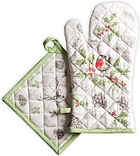 Maison d' Hermine Christmas Dew Ensemble gant