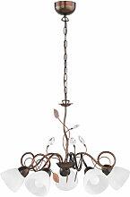 Maison de campagne lampe suspension lampe
